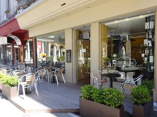 El Palacio del Café Ciudad Vieja