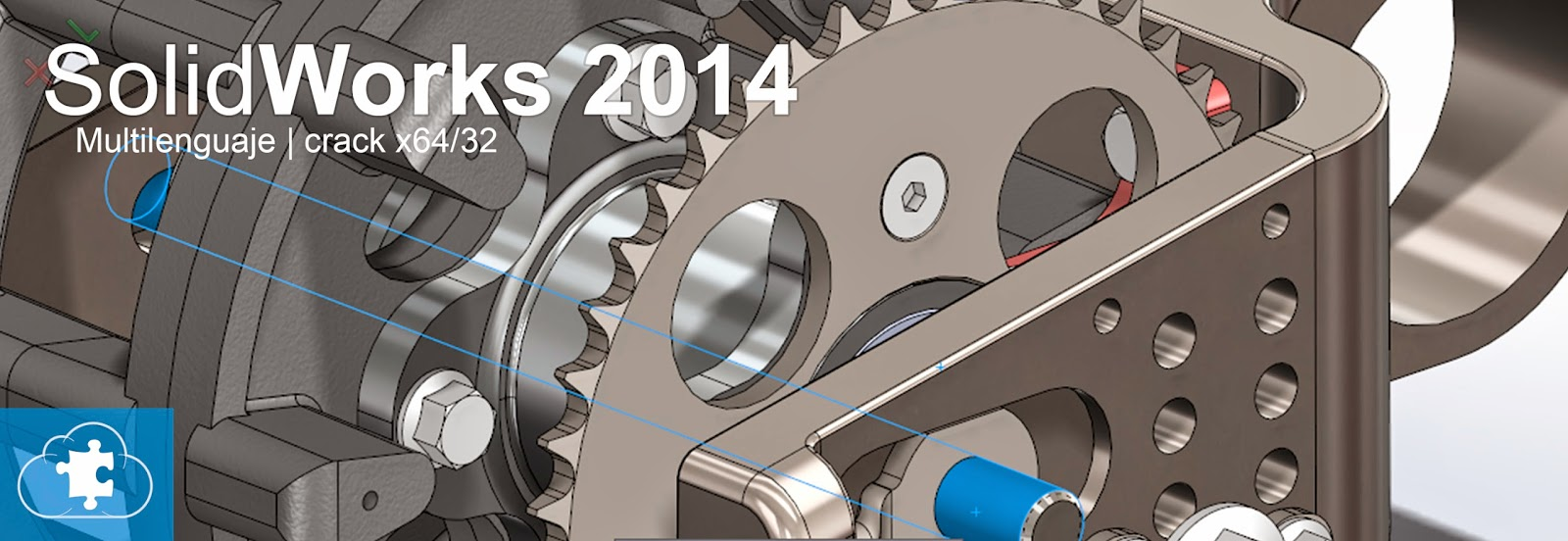 SolidWorks 2014 | SP3 | win 32/64 bits