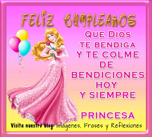 Feliz cumpleaños princesa aurora - Imagui