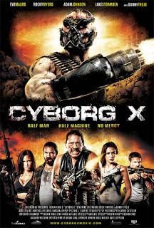 Cyborg X Legendado Online