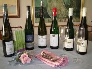 Bremer Weinkolleg- Weinpaket Top-Rieslinge
