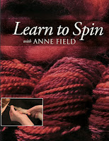 Learn to Spin by Anne Field