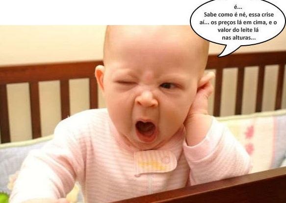 Fotos Engraçadas de bebes com sono