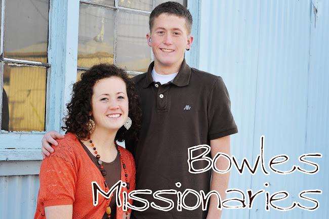 Bowles Missionaries