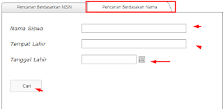 Cara Mencari NISN