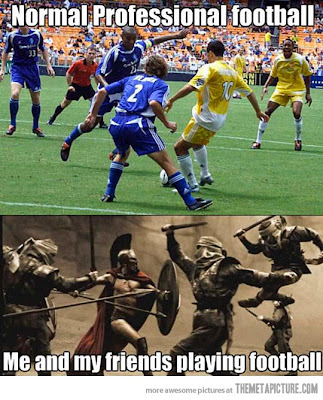 Funny Pics of Football Players