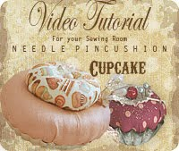 Make a Muffin Needle Pin