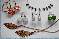Enter to win 6 pieces of Jewelry - ends 12/16/12