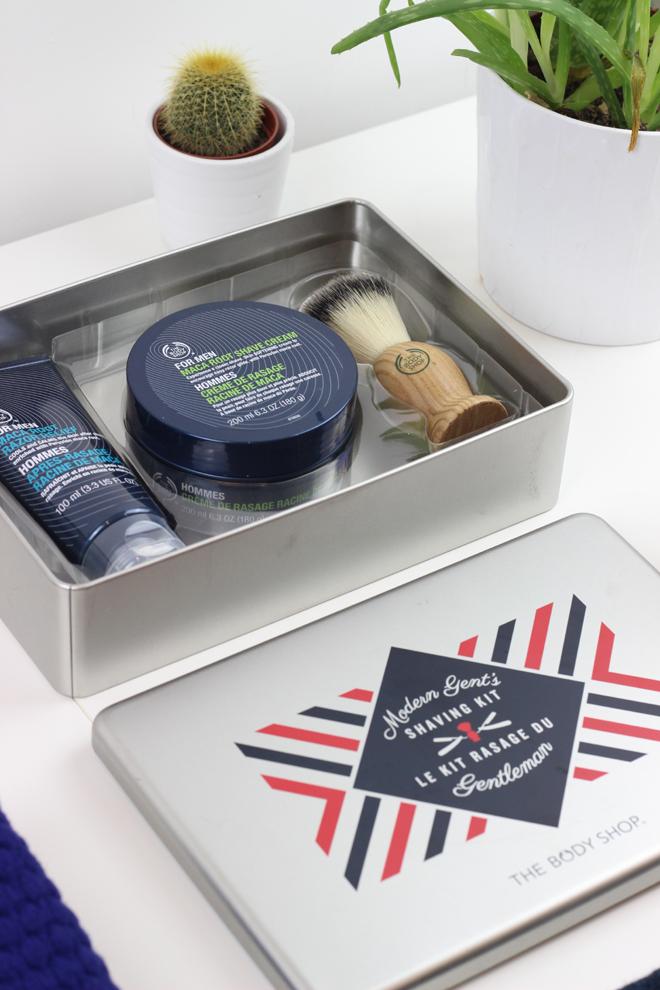 McArthur Glen Christmas Gift Ideas for Him  -  The Body Shop Shaving Set