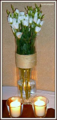 image déco vase à faire soi-même DIY