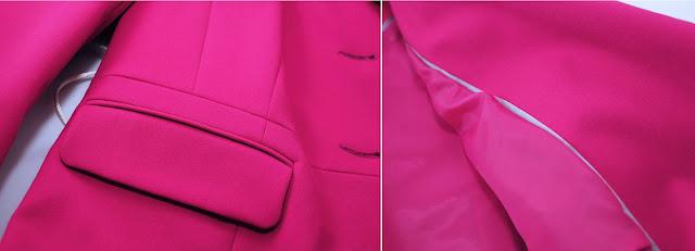Blazer-pink