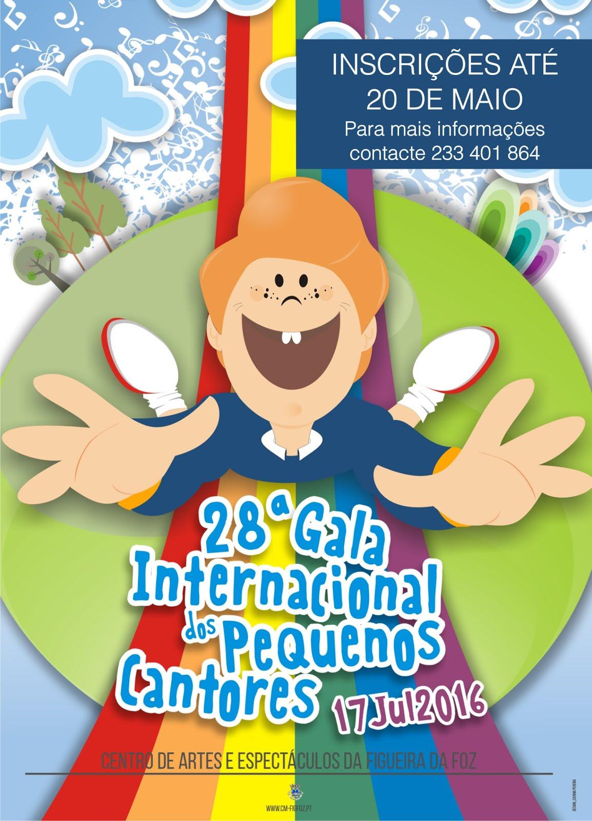Gala Internacional dos Pequenos Cantores