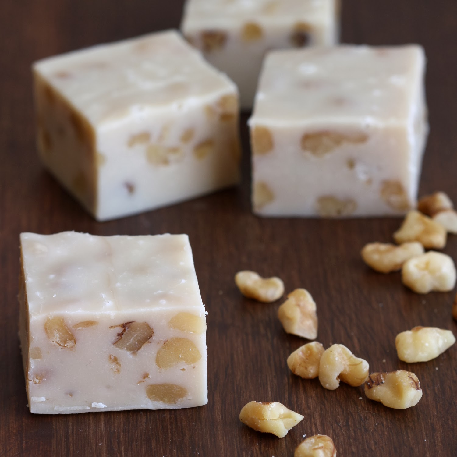 this maple walnut fudge is my idea of fudge perfection oh so sweet ...