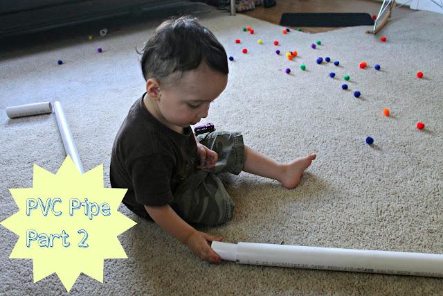 toddler, pvc, activities