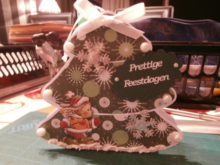 kerstboom cadeauzakje