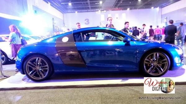 Audi-R8 via LivingMarjorney.com