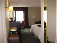 Virginia Hotels Room Evacuation Map