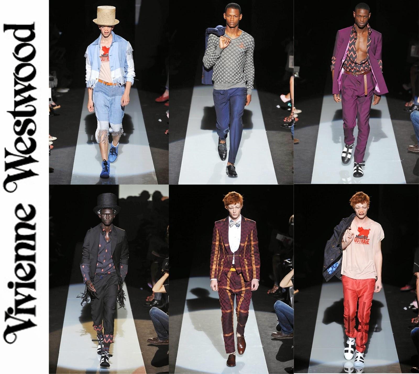 Eniwhere Fashion - Milano Moda Uomo - Primavera Estate 2015 - Vivienne Westwood