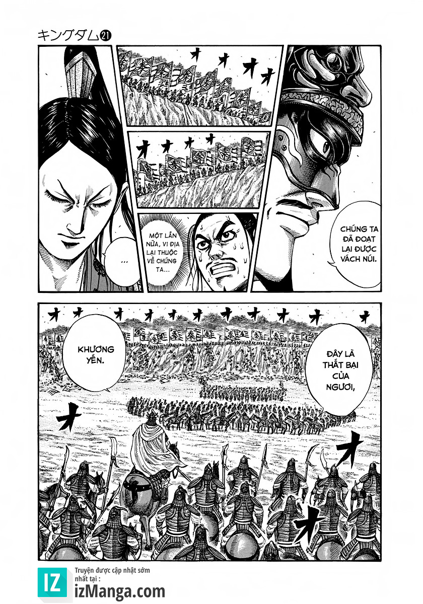 Kingdom – Vương Giả Thiên Hạ (Tổng Hợp) chap 221 page 4 - IZTruyenTranh.com