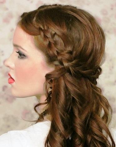 Es una tendencia que va en aumento porque es versátil, variada y muy femenina. Las opciones para los peinados con trenzas son muchas.