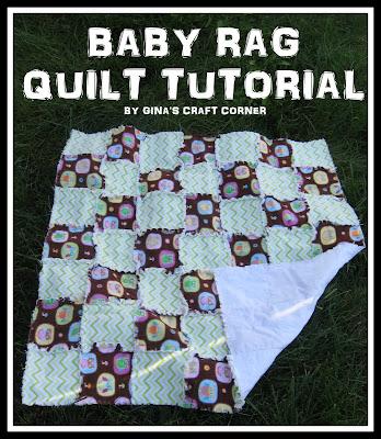 http://www.ginascraftcorner.blogspot.com/2013/11/baby-rag-quilt-tutorial.html