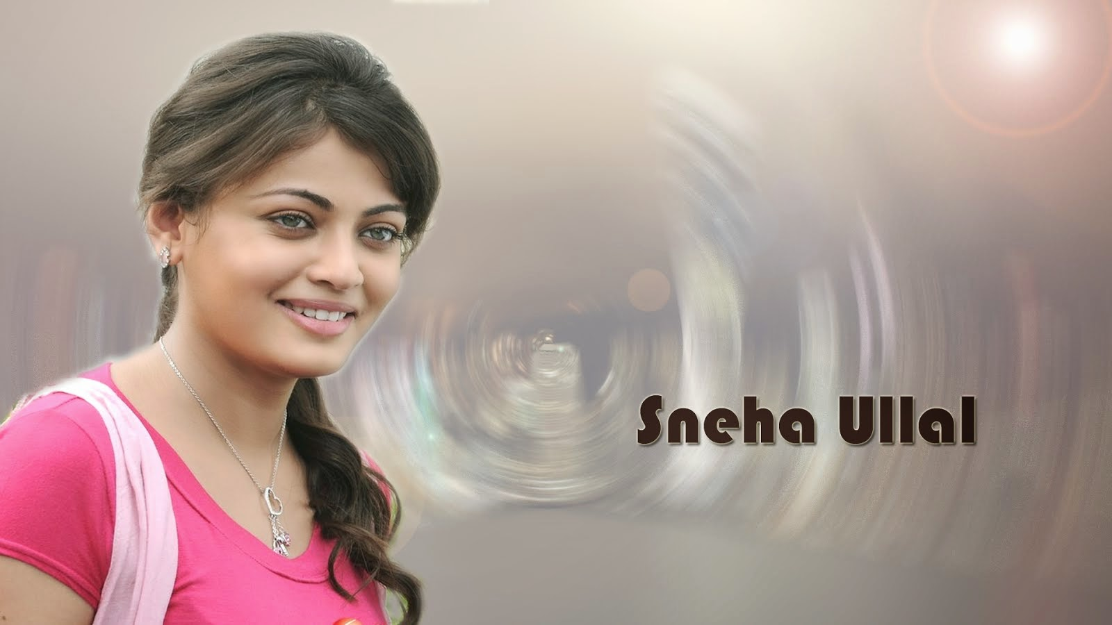Sneha Ullal Great Smile HD Wallpaper Wallpaperrs - sneha ullal great smile wallpapers