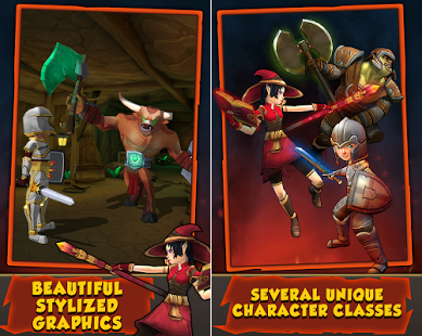 Hero Forge v1.3.2 Apk for Android