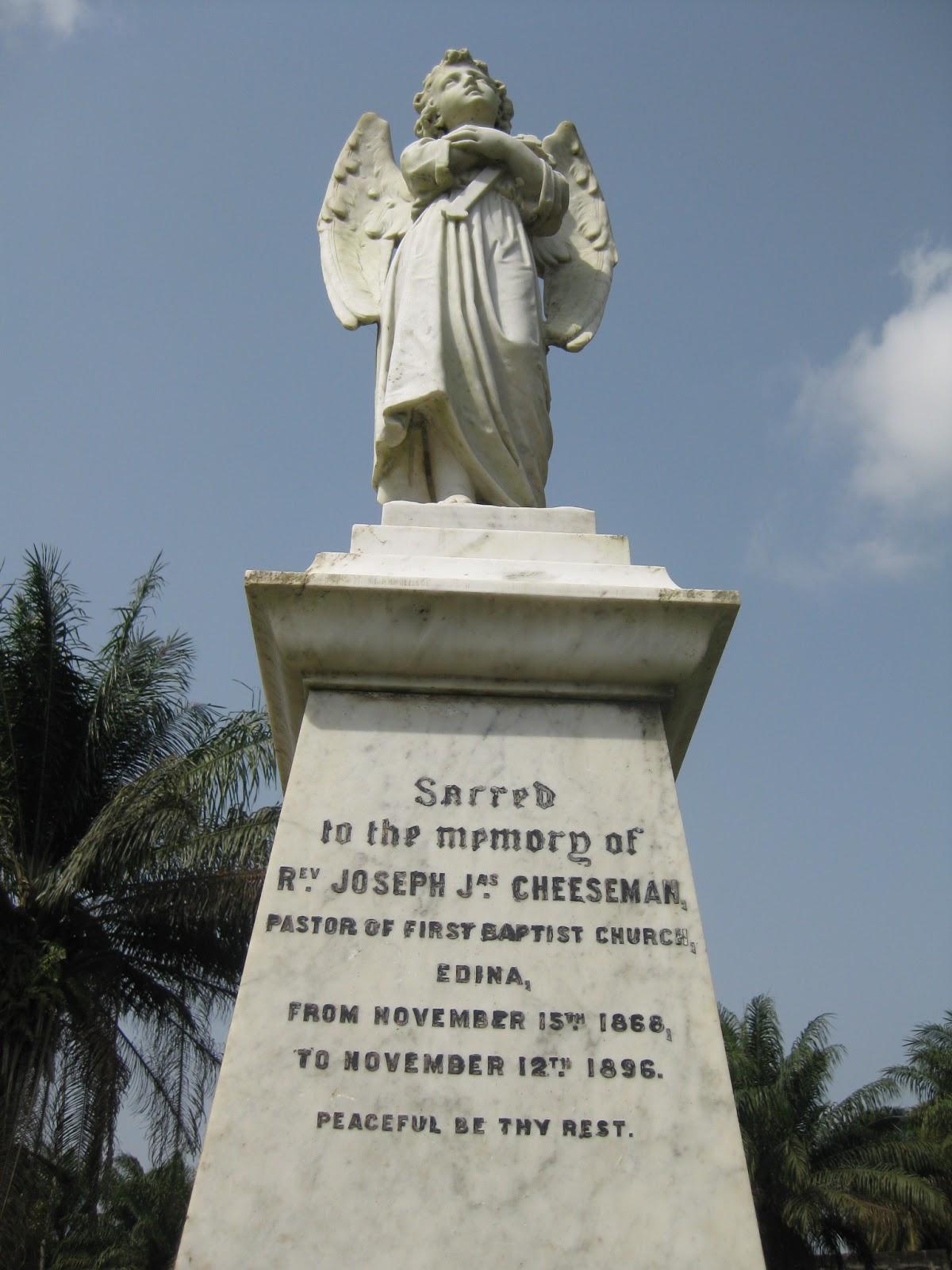 Revisiting Liberia: On the Edina Road: Part I