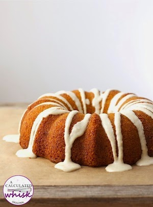Lemon Olive Oil Cake | acalculatedwhisk.com