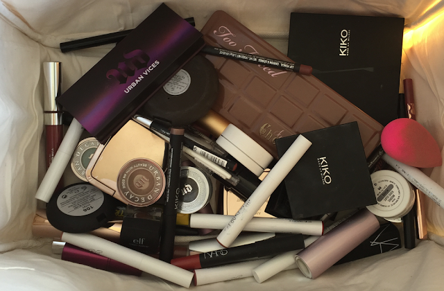 2015 Makeup haul