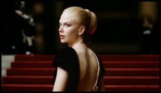 Nicole Kidman en el spot publicitario para Chanel Nº5 de Baz Luhrmann