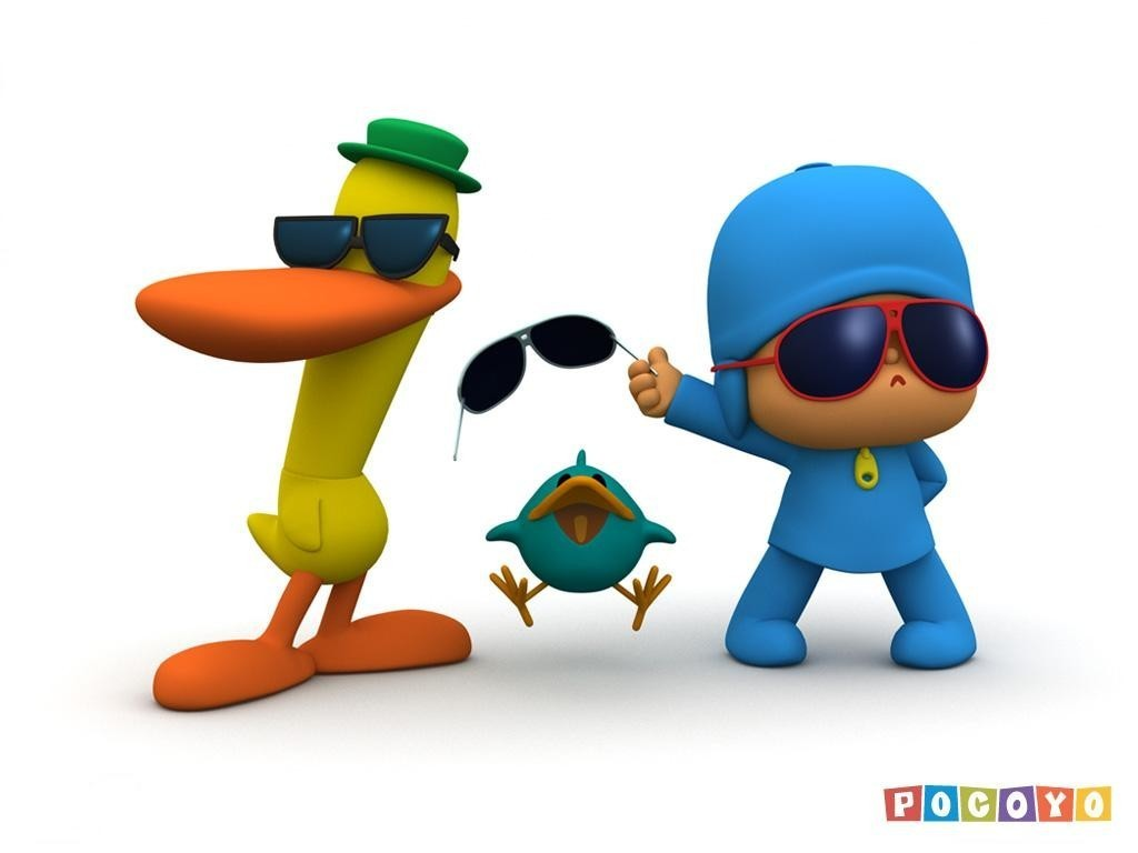 Happy Parenting  U0026 Teaching  Pocoyo