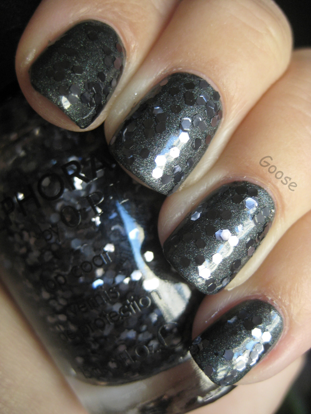 Goose\'s Glitter: Sephora by OPI - To the Glitter End