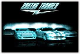 game dua xe hd raging thunder