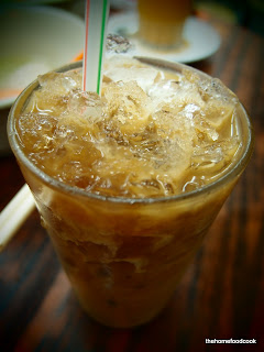 thehomefoodcook - four days of hong kong - ice coffee tea