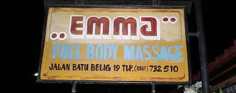 bali happy ending massage Victoria