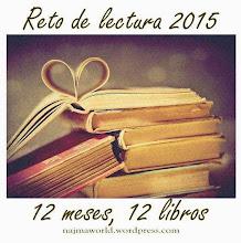Reto: 12 meses, 12 livros!!!!!!