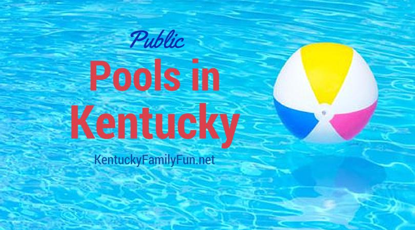 Public Pools In Kentucky