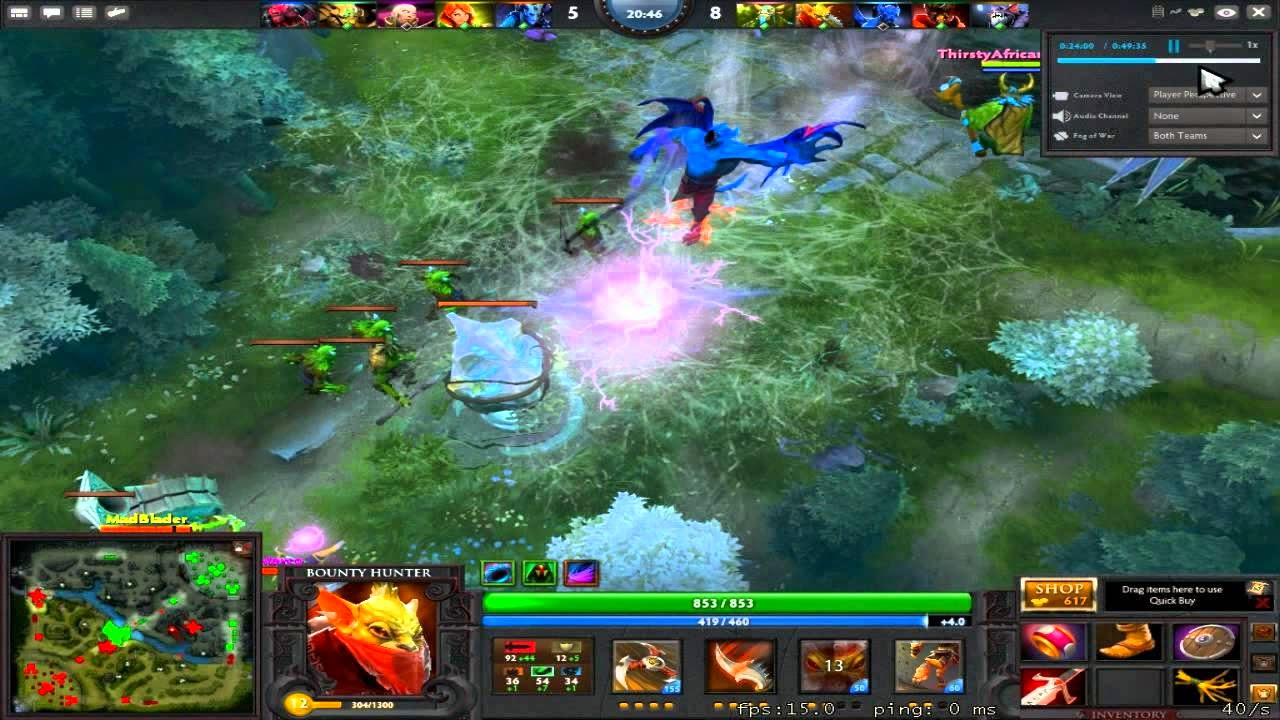 how to download dota 1 game