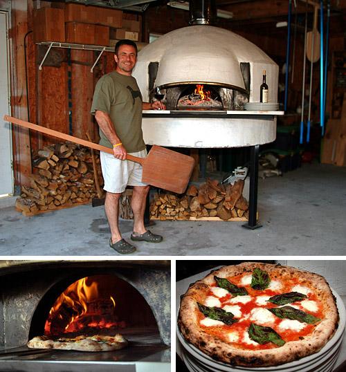 Mi primera pizza enero 2012 for Le garage a pizza gerardmer