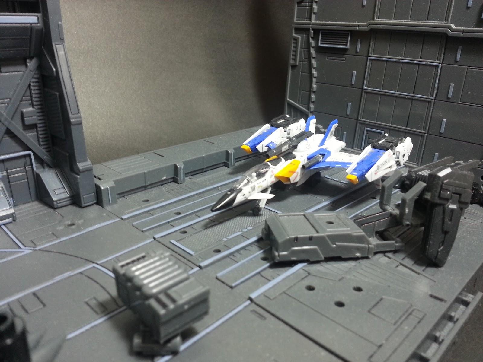 lightning quantum u0026 39 s base  first look   gundam hangar