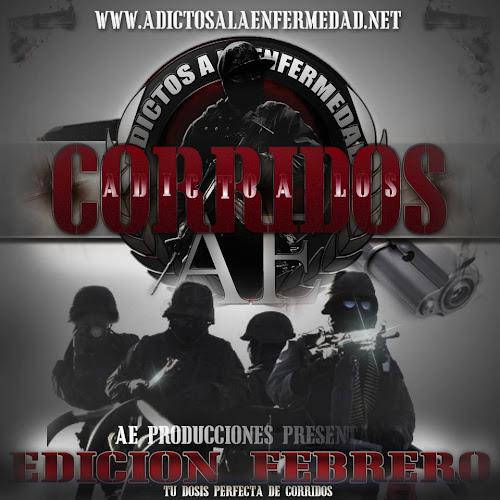 Adicto A Los Corridos Edición Febrero (2012) Los Mejores Corridos del Año (Disco 2/12)
