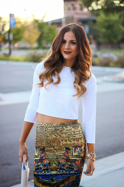 Crop tops for Fall
