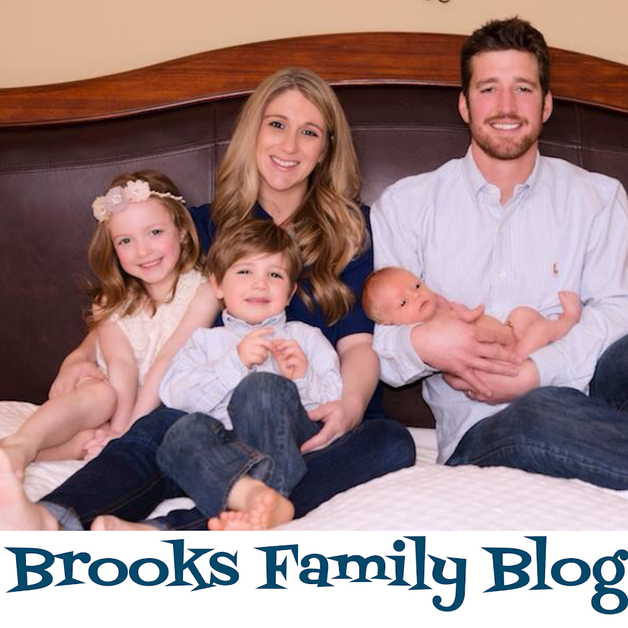 The Brooks Family Blog