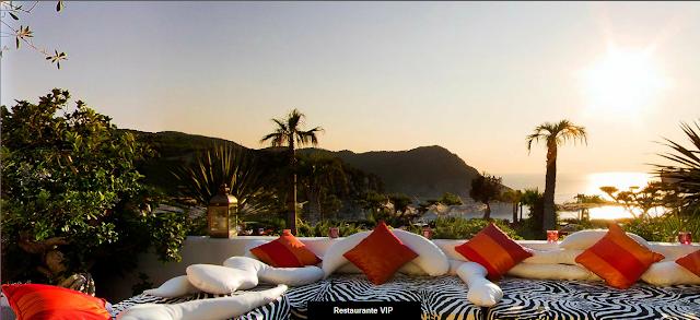 Restaurante Hotel Na Xamena Ibiza