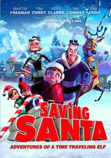 Saving Santa (2013) – ขบวนการภูติจิ๋ว พิทักษ์ซานตาครอส [พากย์ไทย]