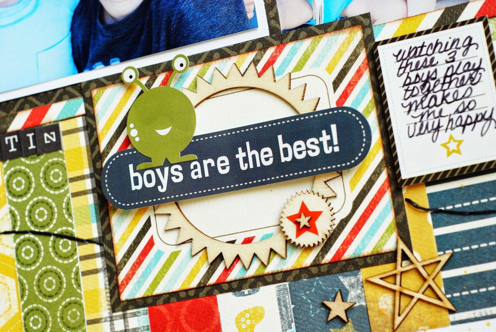 How to scrapbook magazines - I Know I Can T Remember The Last Time I Created A Two Page Layout And I Love How It Turned Out I Can T Wait To See What You Think