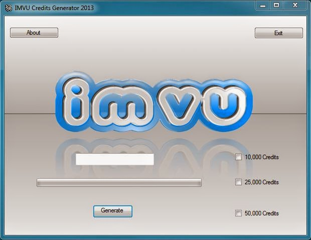 Extraordinaire Xlovecam Crédit Adder Outil Générateur Hack imvu credit generator download free ~ good hacks free