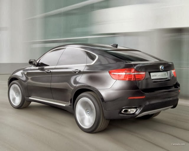 Upcoming 2015 BMW X4 Wallpapers