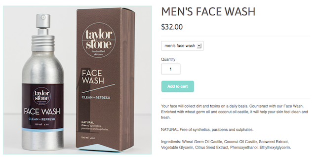 http://taylorstone.com/collections/mens/products/m-face-wash